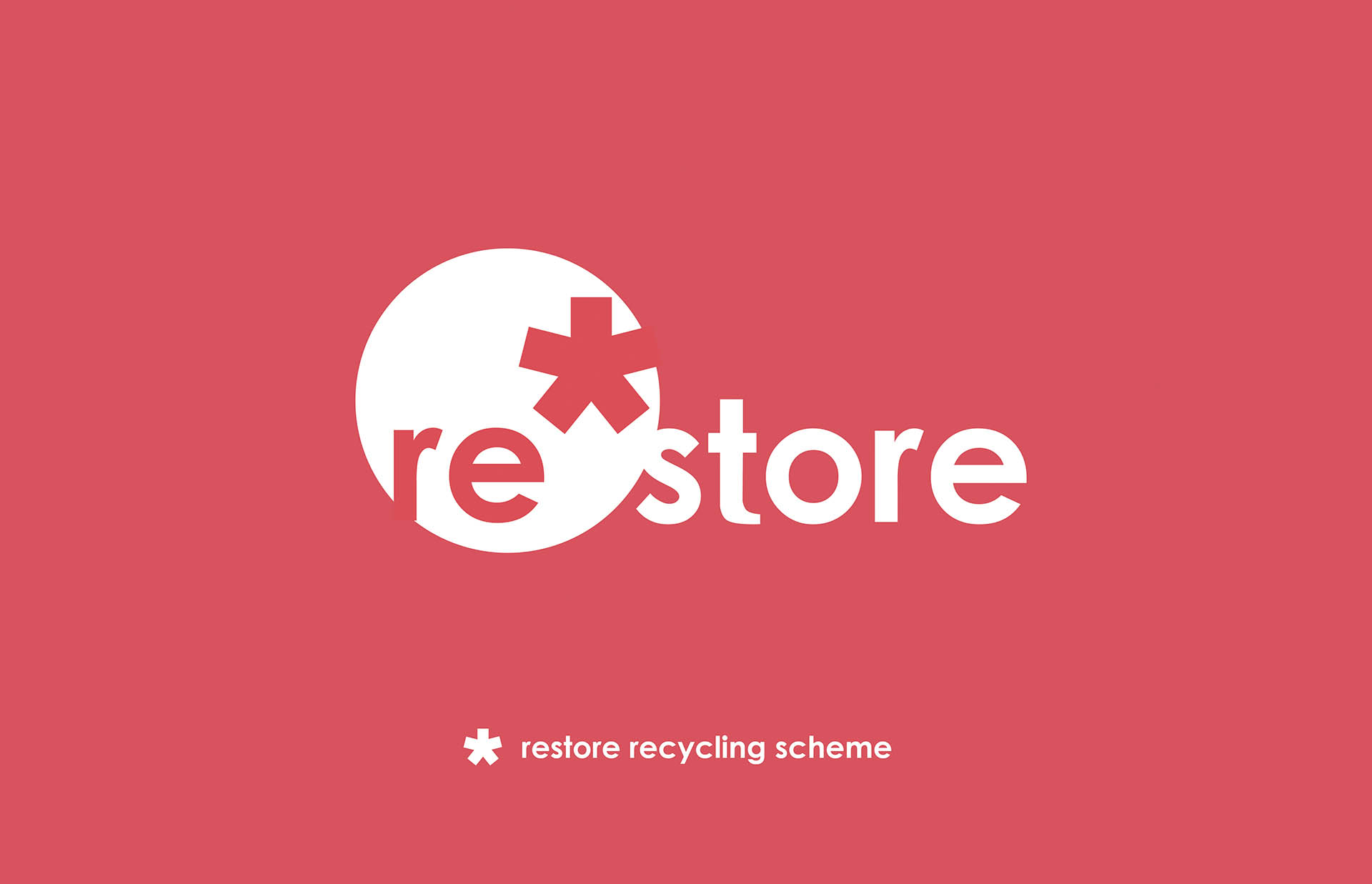 Restore is an environmental friendly store that provides products which can be easily recycled and reused