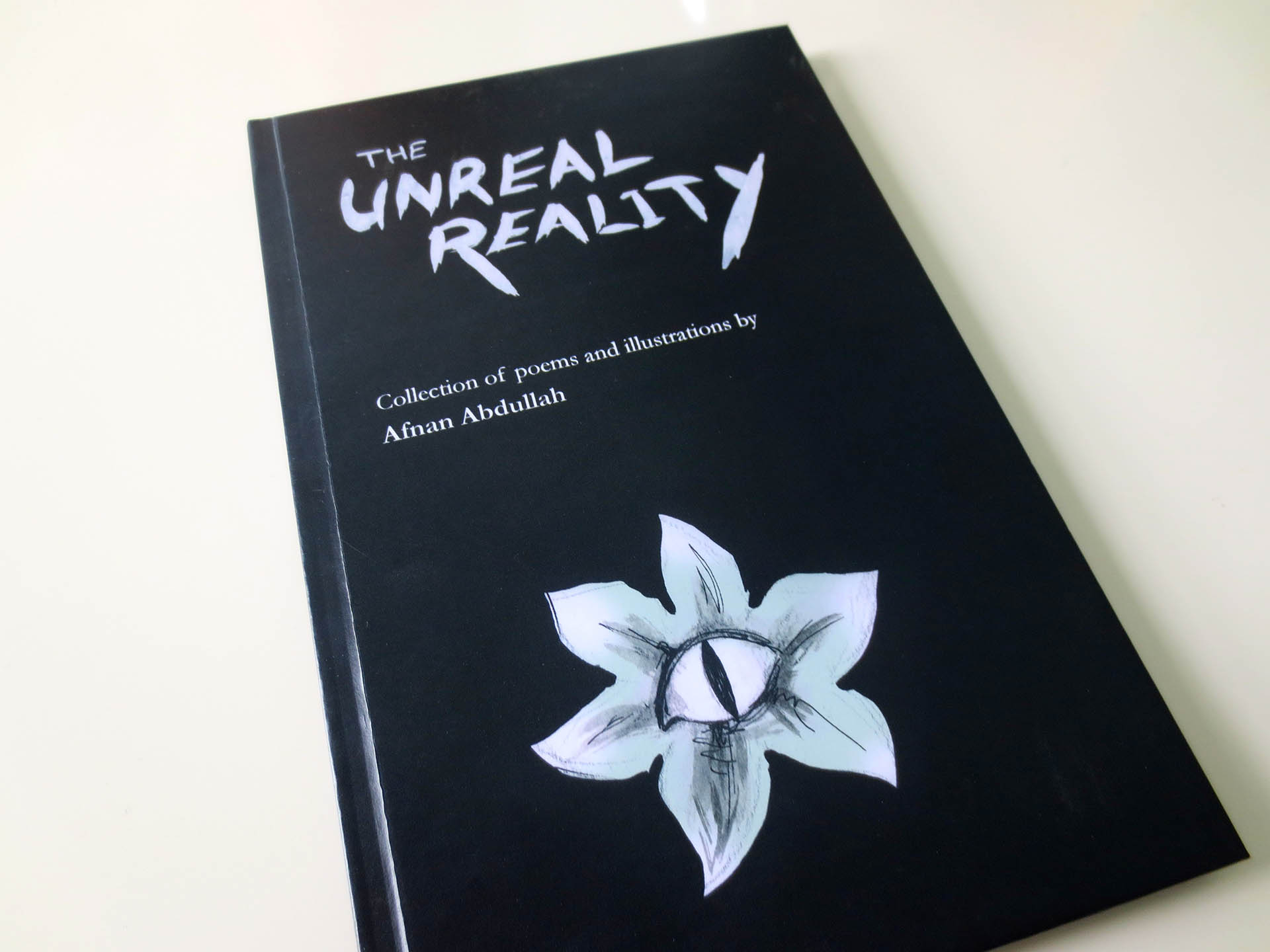 Book cover for The Unreal Reality